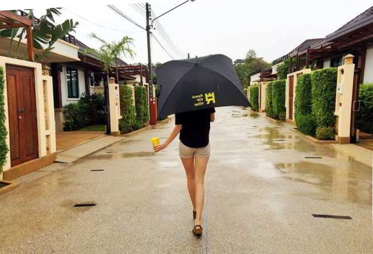 Когда дожди в Тайланде