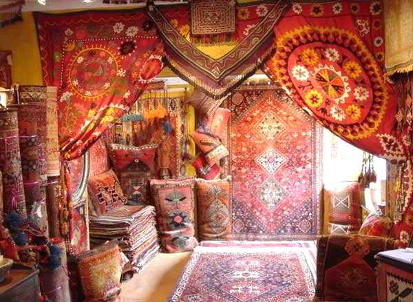 ковры в индии