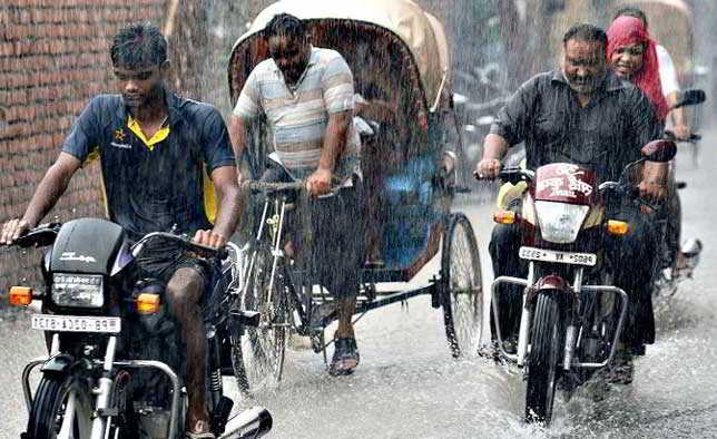 Когда сезон дождей на ГОА