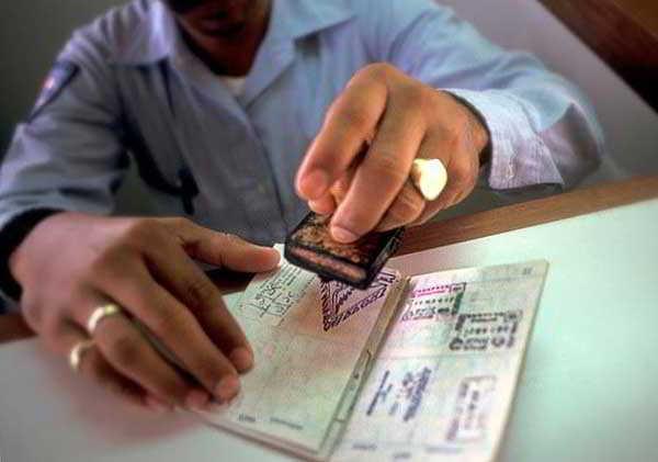 Виза в Индию инструкция