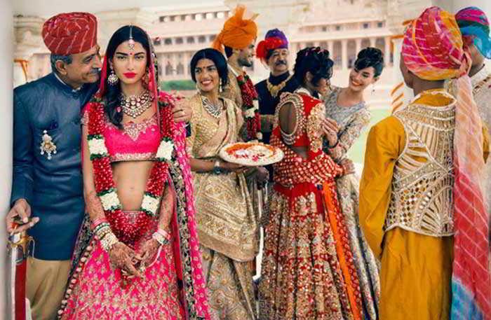 танец в индии