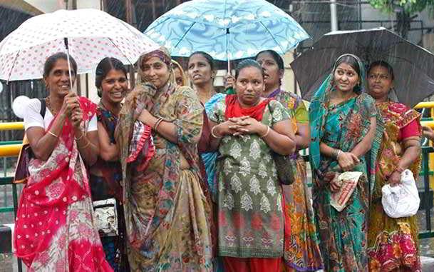 Температура в Индии по месяцам