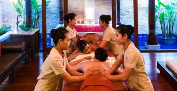 Паттайя боди массаж