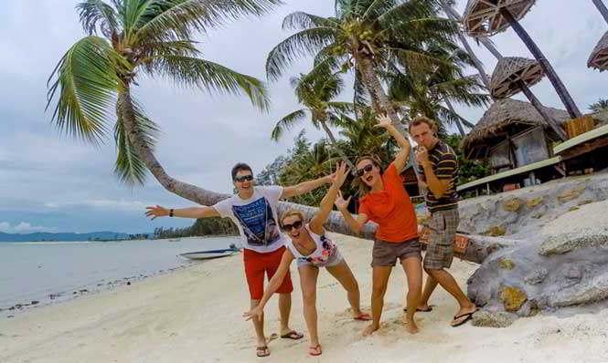 Тайланд русские туристы
