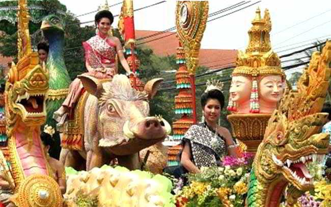 В первые в Тайланде