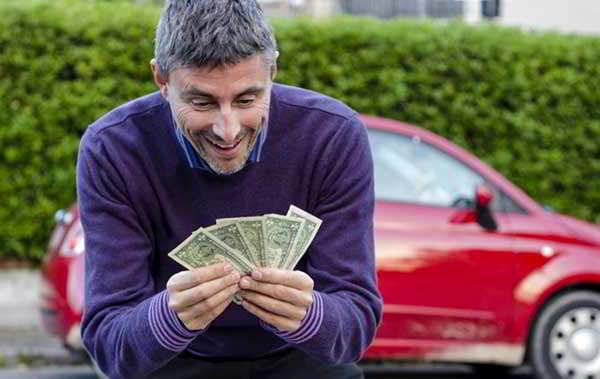 радость к деньгам