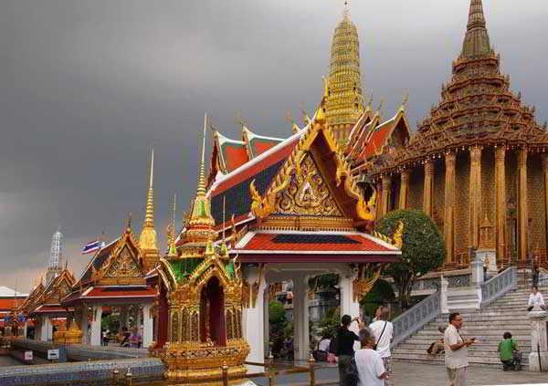 Температура в Тайланде по месяцам