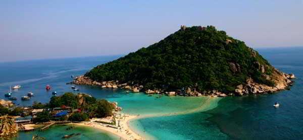 Какой океан в Тайланде