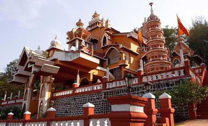 храм гоа