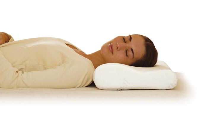 Ортопедическую подушку выбрать правильную