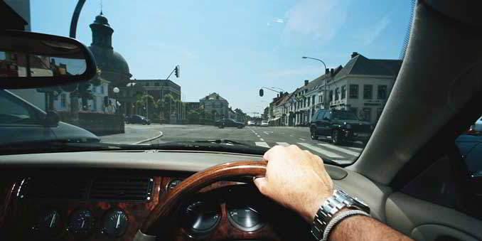 Путешествие на машине по России
