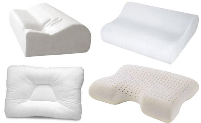 Какие подушки ортопедические