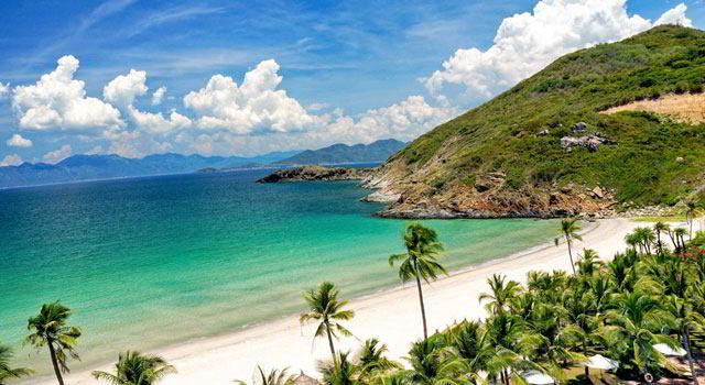 Вьетнам побережье