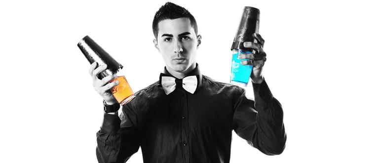 коктейль бармен
