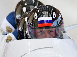 бобслеисты россии