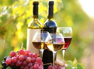 вино, бокал