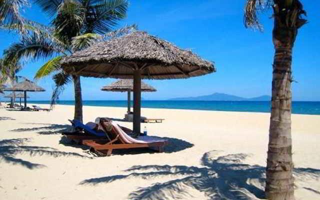 вьетнам пляж, песок море