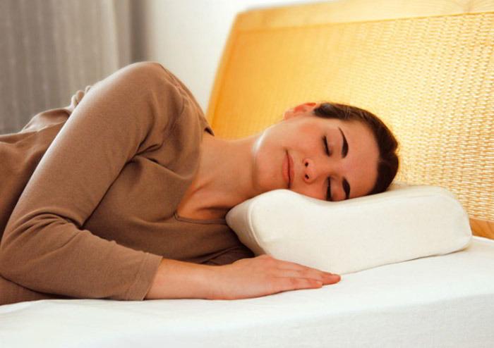 Подушка для сна при остеохондрозе