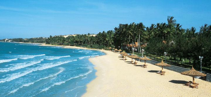 Курортный Вьетнам