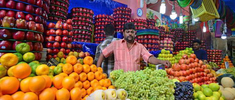 Какие фрукты в Турции