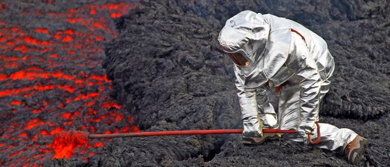 Вулканолог это кто