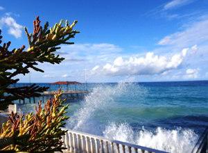 октябрь побережье турции