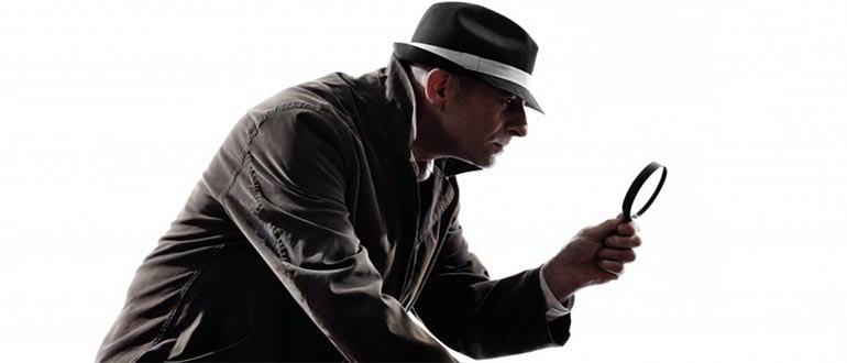 детектив кто это