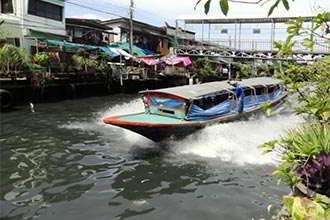 водных трамваях