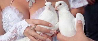 приметы свадьбы для невесты и жениха