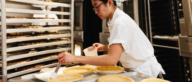Пекарь кто это