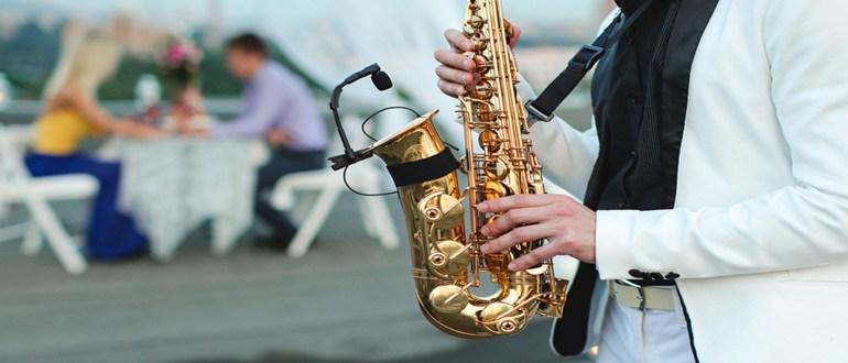 Саксофонист кто это