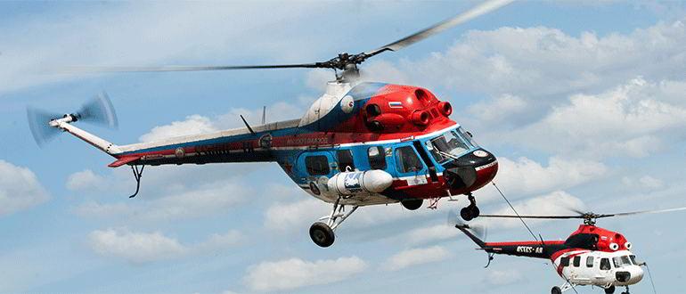 вертолетный спорт что это
