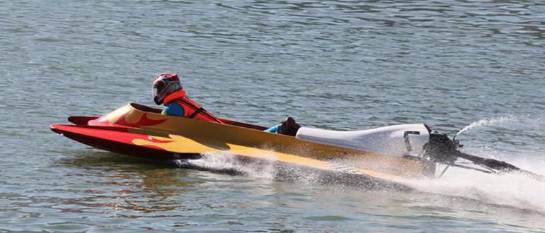 Что такое водно-моторные соревнования?