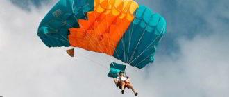 парашютный спорт что это