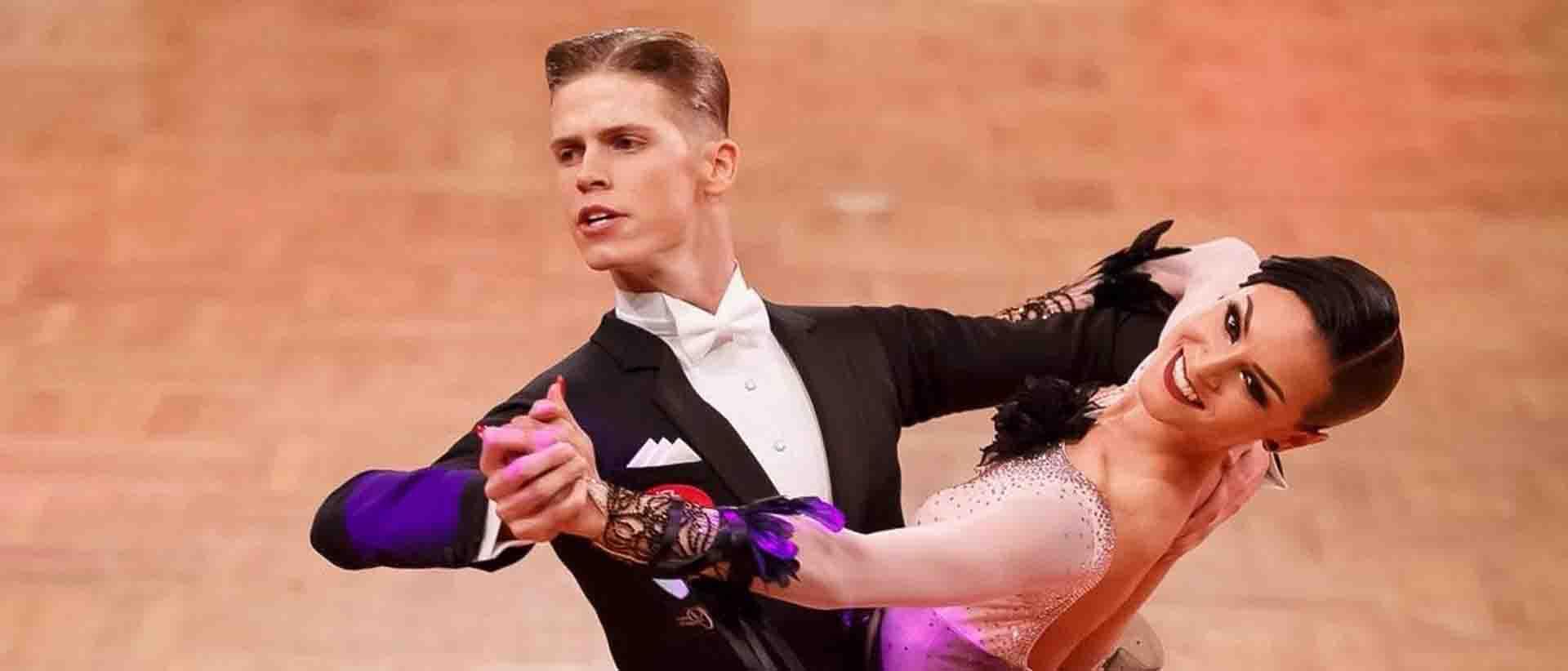 Танцевальный спорт что это