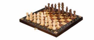 Шахматы что это